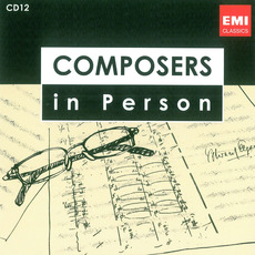 Composers in Person, CD12 mp3 Artist Compilation by Darius Milhaud