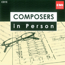 Composers in Person, CD15 mp3 Artist Compilation by Igor Stravinsky