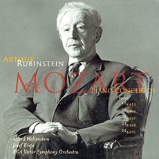 The Rubinstein Collection, Volume 61 mp3 Artist Compilation by Wolfgang Amadeus Mozart