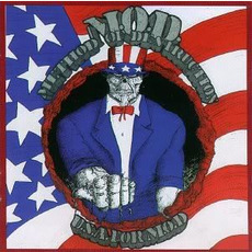 U.S.A. for M.O.D. mp3 Album by M.O.D.
