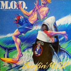 Surfin' M.O.D. mp3 Album by M.O.D.