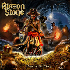 Down In The Dark mp3 Album by Blazon Stone