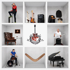 Boomerang by Holy Moly Jazzband Deluxe