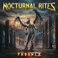 Phoenix (Limited Edition) mp3 Album by Nocturnal Rites