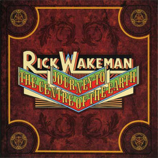 Journey to the Centre of the Earth (Re-Issue) by Rick Wakeman