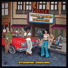 Stompin' Ground mp3 Album by Tommy Castro And The Pain Killers
