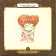 Danny Elfman & Tim Burton 25th Anniversary Music Box, CD13 mp3 Artist Compilation by Danny Elfman