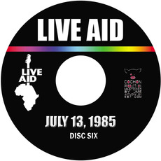 Live Aid: The Global Jukebox, CD6 mp3 Compilation by Various Artists