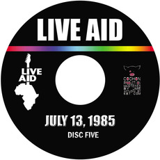Live Aid: The Global Jukebox, CD5 mp3 Compilation by Various Artists