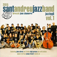 Jazzing 6: Vol. 1 mp3 Album by Sant Andreu Jazz Band