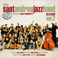 Jazzing 6: Vol. 2 mp3 Album by Sant Andreu Jazz Band