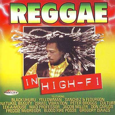 Reggae in High-Fi mp3 Compilation by Various Artists