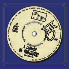 A Cellarful of Motown, Volume 3 by Various Artists