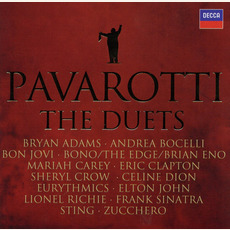 Pavarotti: The Duets mp3 Artist Compilation by Luciano Pavarotti