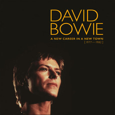 A New Career in a New Town (1977-1982) by David Bowie