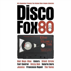 The Original Maxi-Singles Collection: Disco Fox 80, Volume 5 mp3 Compilation by Various Artists