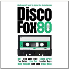 The Original Maxi-Singles Collection: Disco Fox 80 mp3 Compilation by Various Artists