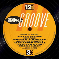 12 Inch Dance: 80s Groove mp3 Compilation by Various Artists
