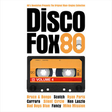 The Original Maxi-Singles Collection: Disco Fox 80, Volume 4 by Various Artists