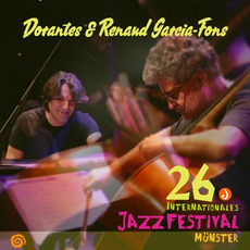 Live at International Jazzfestival Münster mp3 Live by Dorantes, Renaud Garcia-Fons