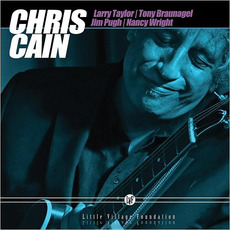 Chris Cain mp3 Album by Chris Cain