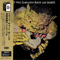 Barbed Wire Sandwich (Remastered) mp3 Album by Black Cat Bones