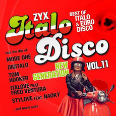 ZYX Italo Disco: New Generation, Vol. 11 mp3 Compilation by Various Artists