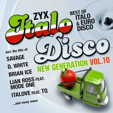 ZYX Italo Disco: New Generation, Vol. 10 mp3 Compilation by Various Artists
