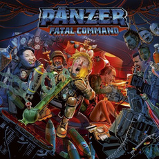 Fatal Command mp3 Album by Panzer