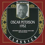 The Chronological Classics: Oscar Peterson 1952