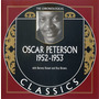 The Chronological Classics: Oscar Peterson 1952-1953