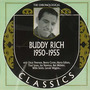 The Chronological Classics: Buddy Rich 1950-1955