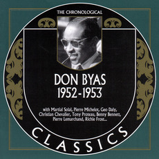 The Chronological Classics: Don Byas 1952-1953 by Don Byas