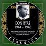 The Chronological Classics: Don Byas 1944-1945