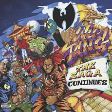 The Saga Continues mp3 Album by Wu-Tang