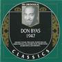The Chronological Classics: Don Byas 1947