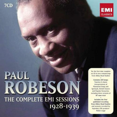 The Complete EMI Sessions 1928-1939 mp3 Artist Compilation by Paul Robeson