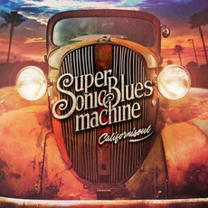 Californisoul mp3 Album by Supersonic Blues Machine