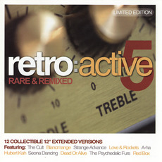 Retro:Active 5: Rare & Remixed mp3 Compilation by Various Artists