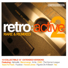 Retro:Active 2: Rare & Remixed mp3 Compilation by Various Artists