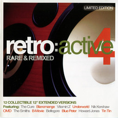 Retro:Active 4: Rare & Remixed mp3 Compilation by Various Artists