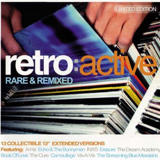 Retro:Active 1: Rare & Remixed mp3 Compilation by Various Artists