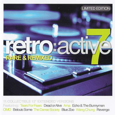 Retro:Active 7: Rare & Remixed mp3 Compilation by Various Artists