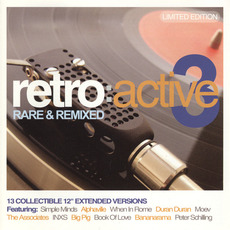 Retro:Active 3: Rare & Remixed mp3 Compilation by Various Artists