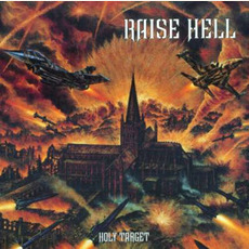 Holy Target (Limited Edition) mp3 Album by Raise Hell