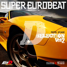 Initial D Fifth Stage D Selection Vol. 2 mp3 Soundtrack by Various Artists