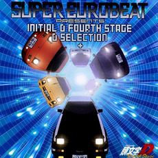 Super Eurobeat Presents Initial D Fourth Stage D Selection + mp3 Soundtrack by Various Artists