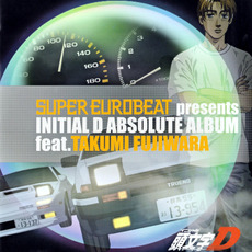 Initial D Absolute Album feat. Takumi Fujiwara mp3 Soundtrack by Various Artists
