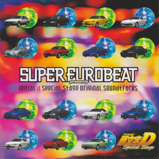 SUPER EUROBEAT Presents initial d special stage original soundtracks mp3 Soundtrack by Various Artists
