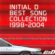 INITIAL D BEST SONG COLLECTION 1998-2004 mp3 Soundtrack by Various Artists